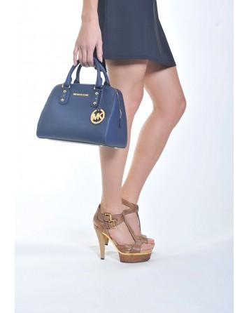 Sandály dámské Gucci hnědé
